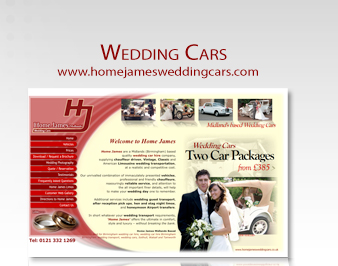Home James Wedding Car Hire Birmingham